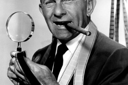 George Burns Actor/Comedian