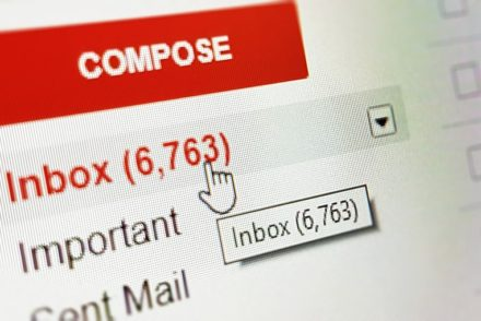gmail processong powerhouse